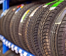 Servicio de Neumáticos - Talleres Autoherna